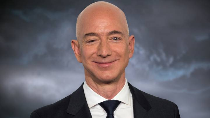 Jeff Bezos Used To Refuse To Use Elevator To 14th Floor Amazon Office