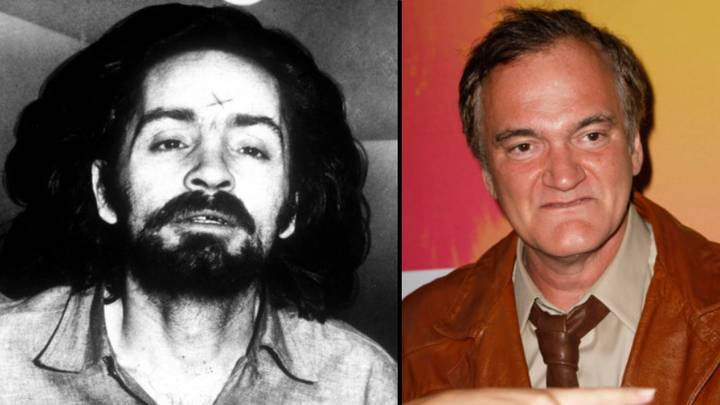 Quentin Tarantino Has Revealed Who Will Play Charles Manson In New Film