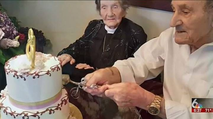 Couple Who Married As Teens In 1935 Celebrate 85 Years Of Marriage