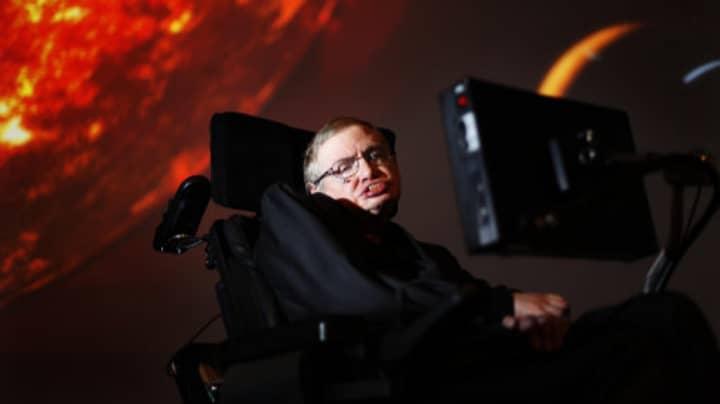 Stephen Hawking Dies, Aged 76