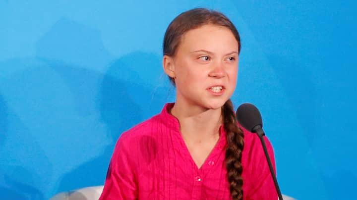 Greta Thunberg Stares Down Donald Trump As President Accused Of Sleeping Through Climate Summit