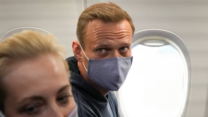 Alexei Navalny Says He Doesn't Intend To Kill Himself Ahead Of Russian Protests