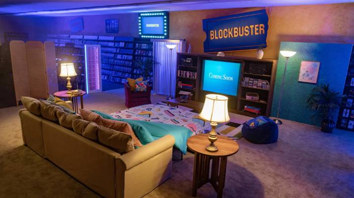 The World's Last Ever Blockbuster Store Is On Airbnb