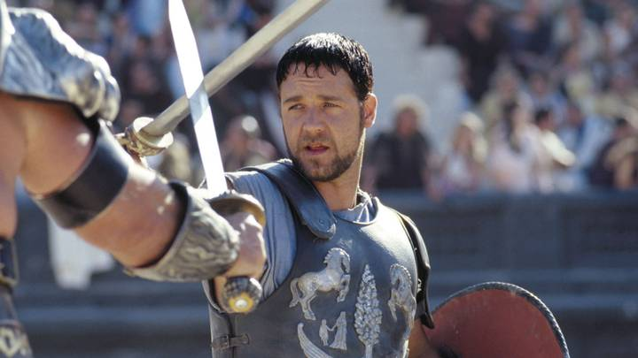 Gladiator Is Coming To Netflix Australia Next Month