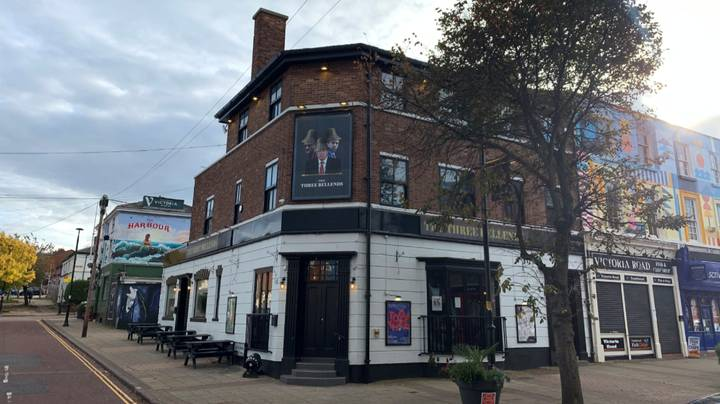 Pub Rebrands Itself As The Three B***ends In Government Dig