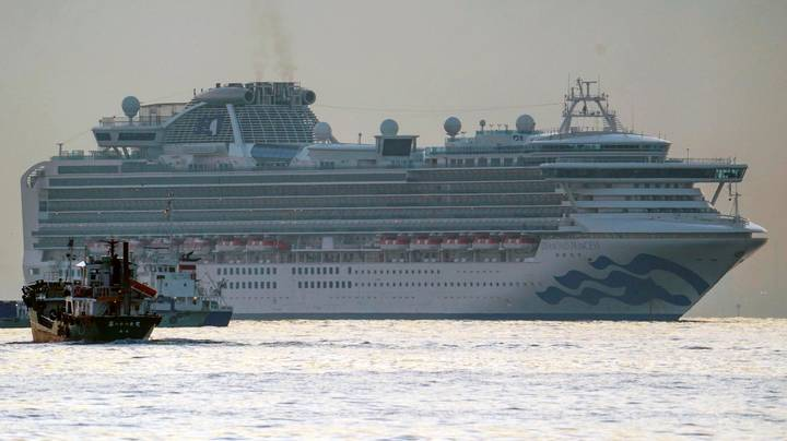 Ten People Have Tested Positive For Coronavirus On Quarantined Cruise Ship