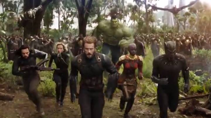 The 'Avengers: Infinity War' Trailer Is Finally Here