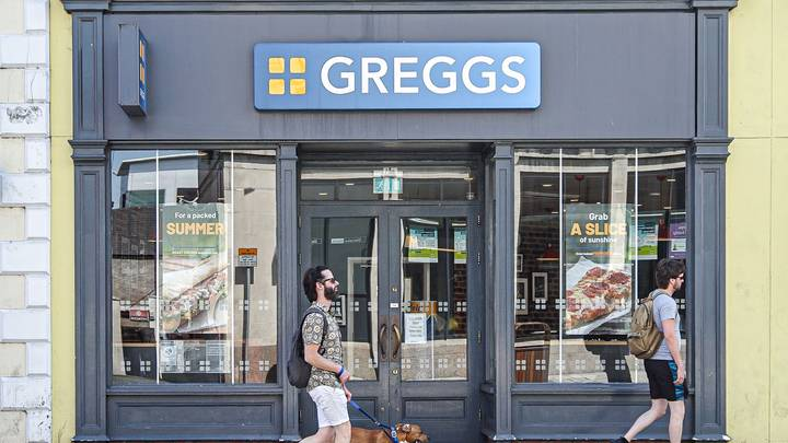Greggs Fan Who Got £50 Worth Of Food For £2.50 Shares Secret