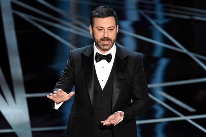 Jimmy Kimmel Got Paid Peanuts To Host The Oscars