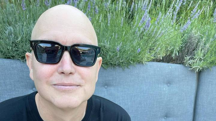 Blink-182's Mark Hoppus Says 'The Chemo Is Working' As He Battles Stage 4 Cancer