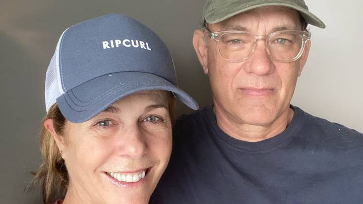 Tom Hanks Gives Health Update After He And Wife Rita Wilson Test Positive For Coronavirus
