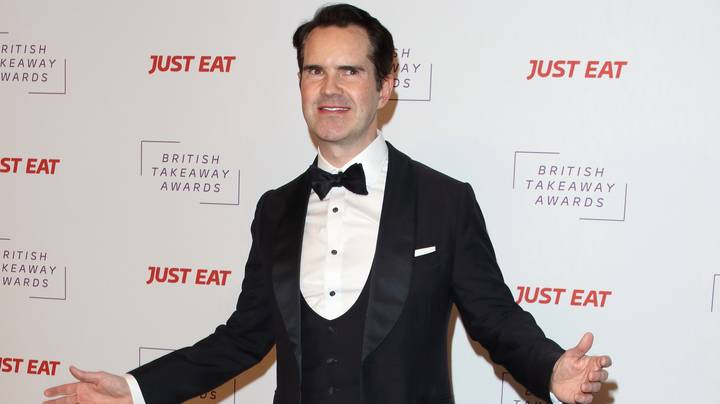 Jimmy Carr Is The Funniest British Comedian According To Science