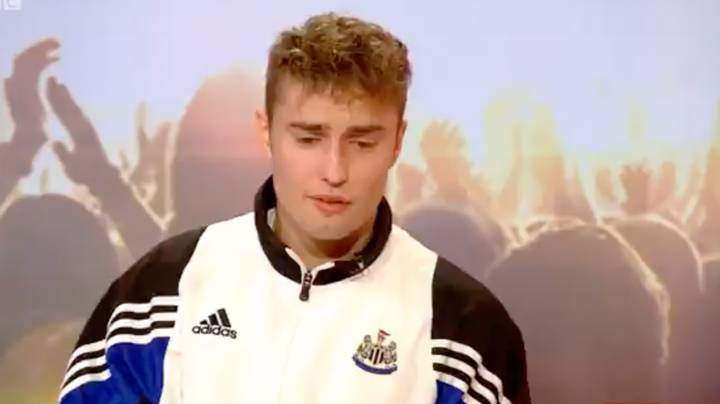 Sam Fender Appeared On BBC Breakfast With Massive Hangover
