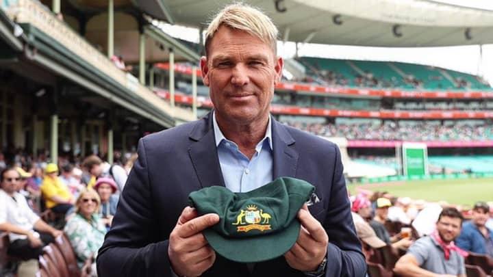 Shane Warne's Baggy Green Sells For More Than $1 Million For Bushfire Appeal