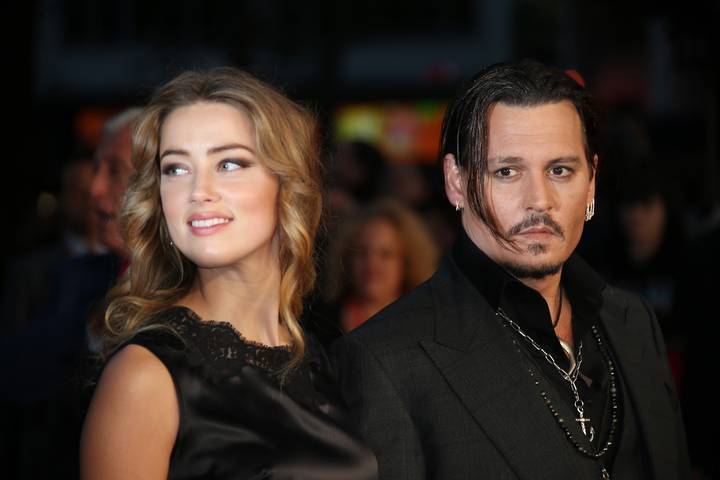 A Troubling Leaked Video Apparently Shows Johnny Depp Furious At Amber Heard
