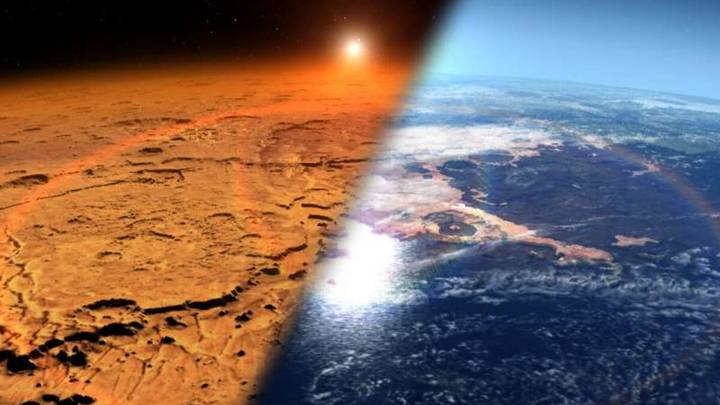 NASA Discovers Mars Aurora That Could Explain Why There's No Life