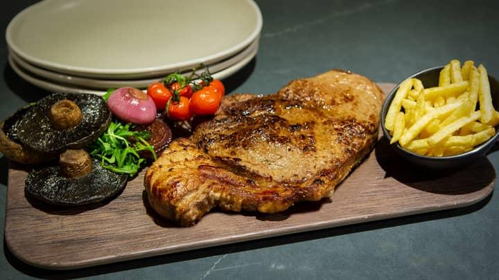 Aldi Launches Its Biggest Ever 28oz Rump Steak For Father's Day