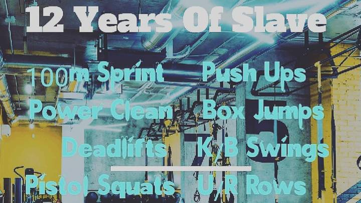PureGym Slammed For Workout Named '12 Years Of Slave'