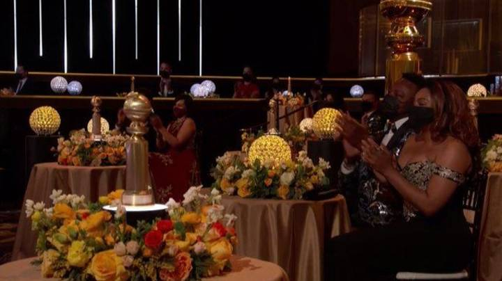 Golden Globes Audience Filled With First Responders And Essential Workers Instead Of Celebrities This Year