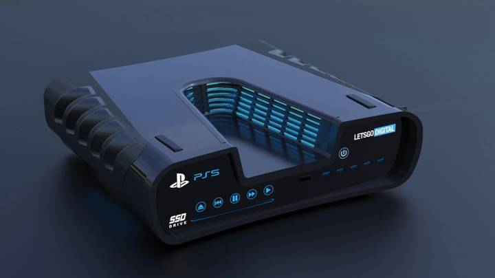 Is This What The PlayStation 5 Will Look Like?