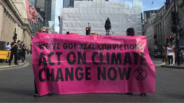 Climate Change Activist Claims She's Allowed To Break The Law Because She's Saving The Planet