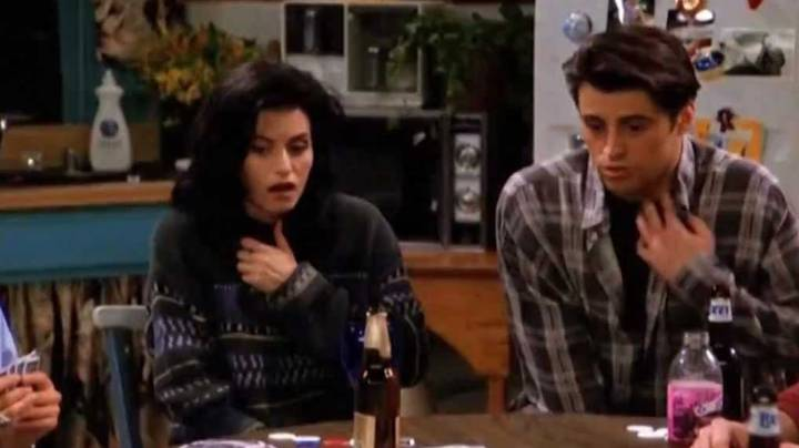 New 'Friends' Fan Theory Proposes Joey And Monica Were Drug Addicts