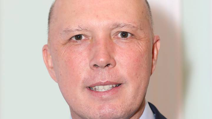 Peter Dutton Is Issuing Defamation Threats To People Who Are Mean To Him On Twitter