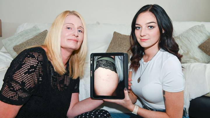 Woman Claims Ghost Bruised Her Bum And Pinned Her Mum To Bed
