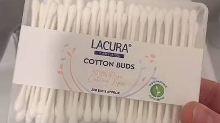 Man Confused After Finding Out That Cotton Buds 'Shouldn't Be Put In Ears'