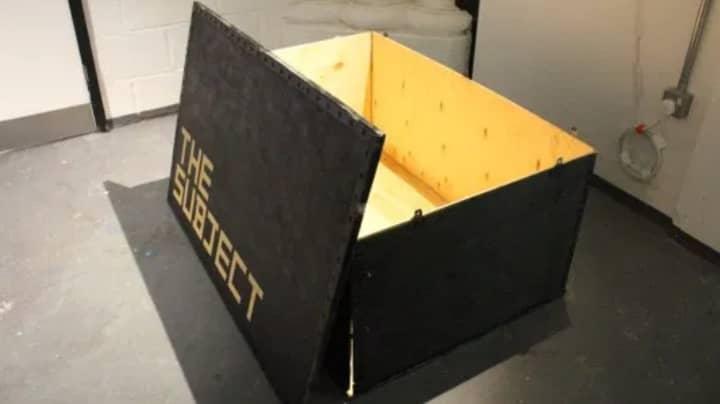 World's Smallest Escape Locks You In A Coffin