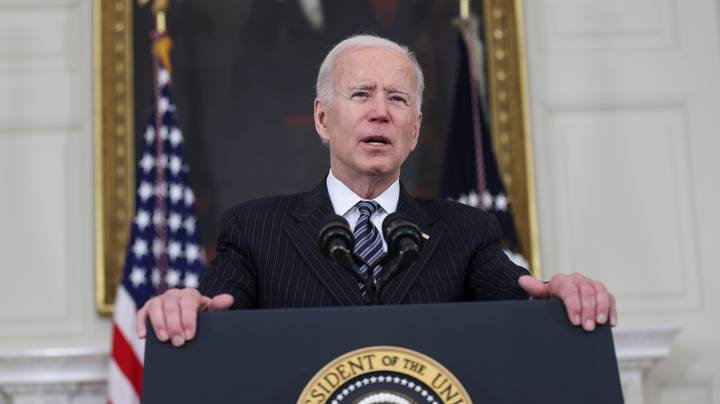 Joe Biden Considering Restarting Work On Border Wall