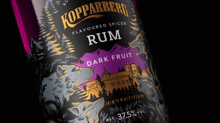Kopparberg's New Dark Fruits Rum Will Be Available On 1 September