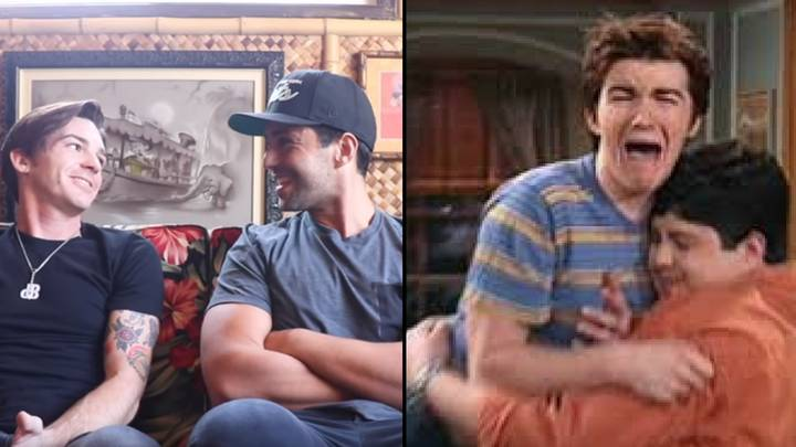 Josh Peck Told Drake Bell He's Going To Be A Dad In Emotional Video