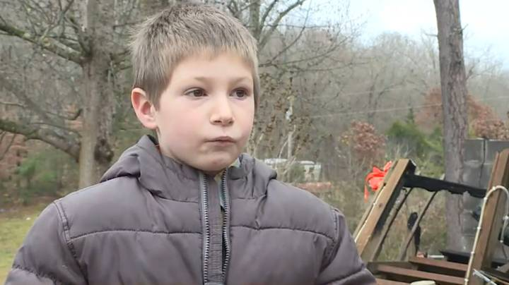 Seven-Year-Old Boy Saves Little Sister From House Fire By Climbing Through Window