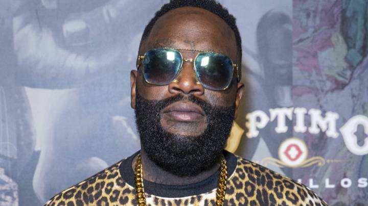 Rick Ross Likes To Cut His Own Lawn To Save Himself $1 Million A Year