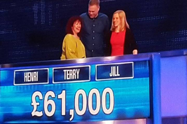'The Telminator' Takes Over 'The Chase' And Is Named The 'Best Ever' Player
