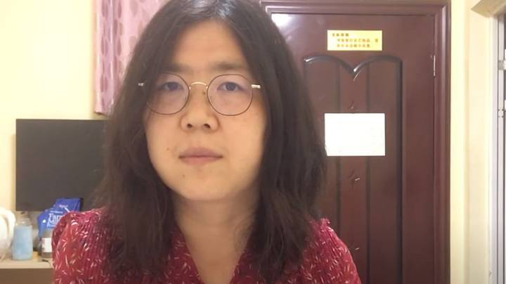 Citizen Journalist Who Reported On Wuhan's Covid Outbreak Is Jailed