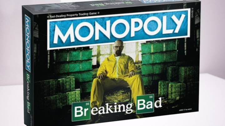 Monopoly Brings Meth And Crime To The Table With Breaking Bad Edition