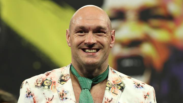 Tyson Fury Says He's Turned Down Offer Of A Free Hair Transplant