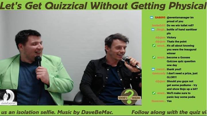 Company Is Live Streaming Pub Quizzes To Keep You Entertained During Coronavirus Outbreak