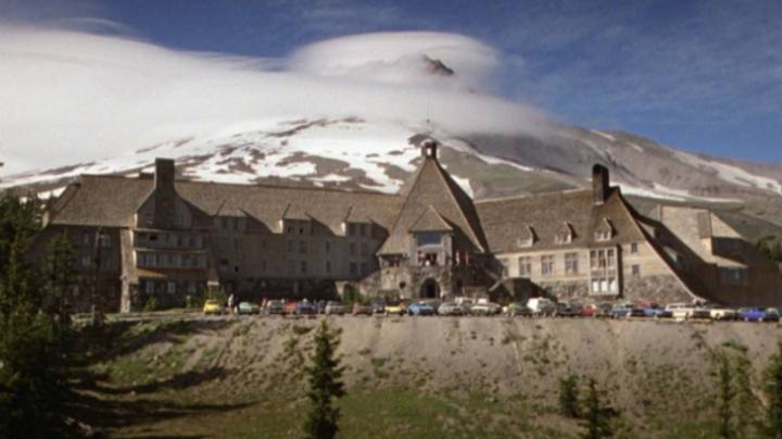 You Can Watch The Shining In The Hotel Used In The Movie