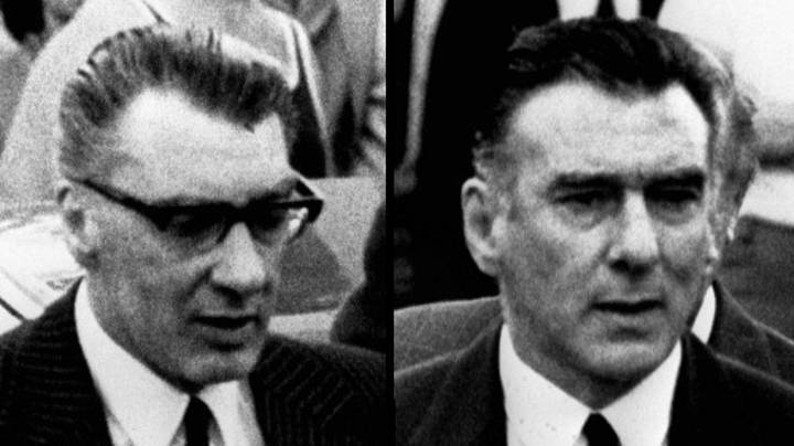 Long-Lost Prison Documents Reveal More Details About The Kray Twins