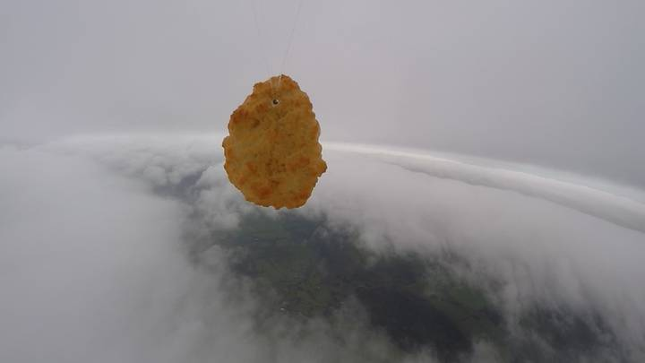 Iceland Celebrates 50th Birthday By Sending A Nugget To Space