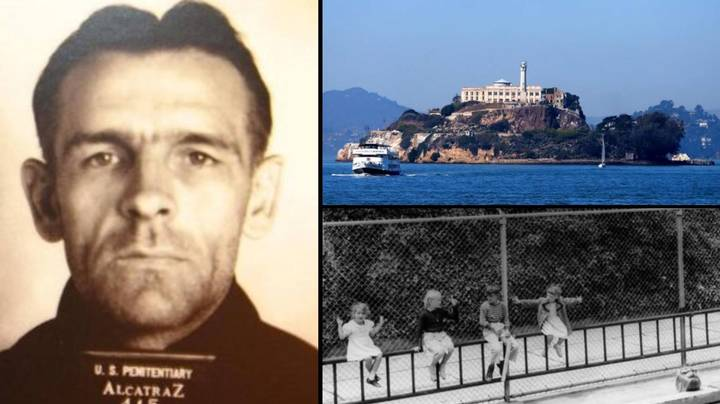 ​What Was It Like To Grow Up On Alcatraz?