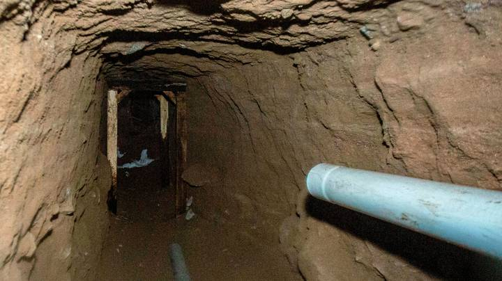 590 Foot Tunnel Near Peru Prison Suspected To Have Been Dug By El Chapo's Old Cartel