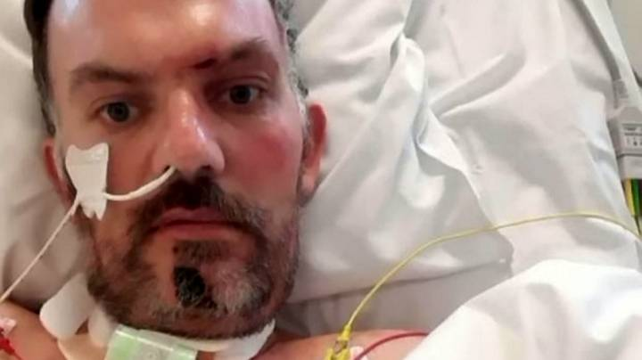 Dad Given One Percent Chance Of Survival Overcomes Coronavirus After 50 Days On Ventilator