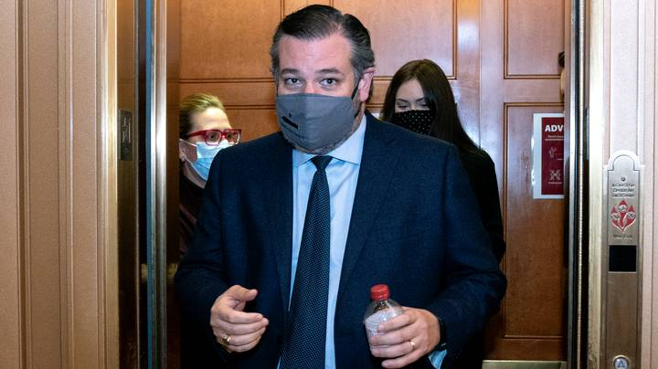 Ted Cruz Slammed For Flying To Mexico While His Beloved Texas Freezes