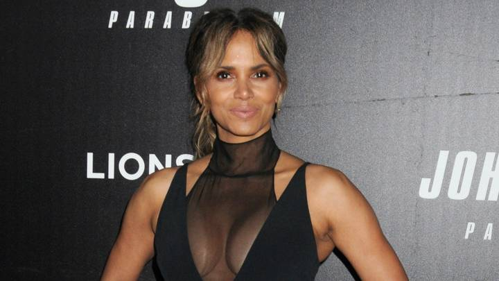Halle Berry Responds To Claim She's Bad In Bed