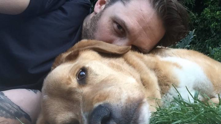 Tom Hardy Posts Emotional Tribute To His Dog After He Passes Away