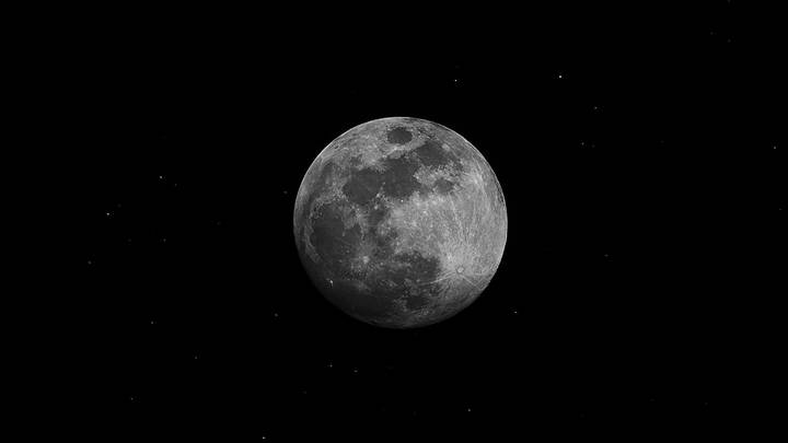 There Will Be A Blue Moon This Halloween